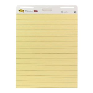 The Giant Post-it List | Get Organized