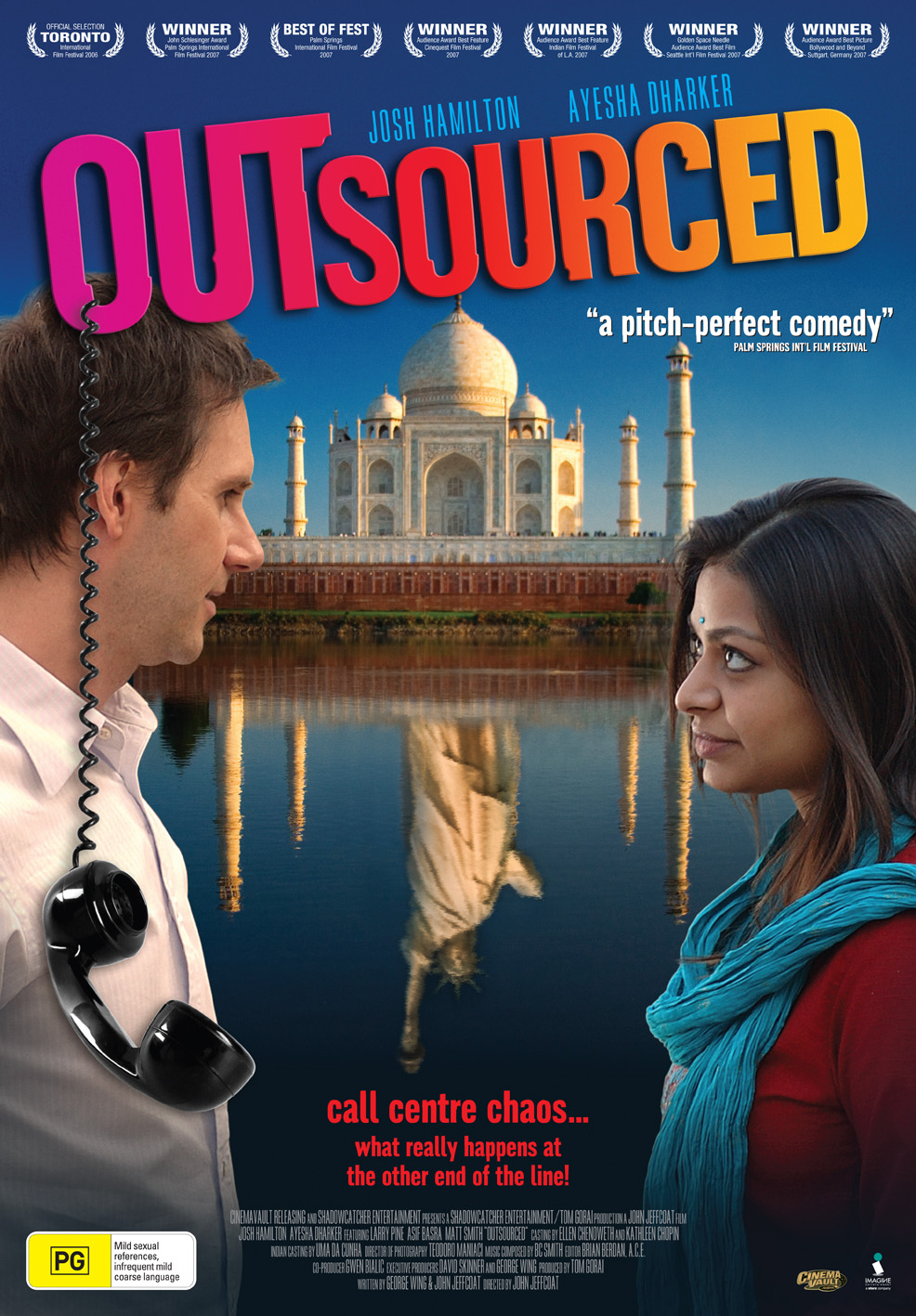 Outsourced Movie