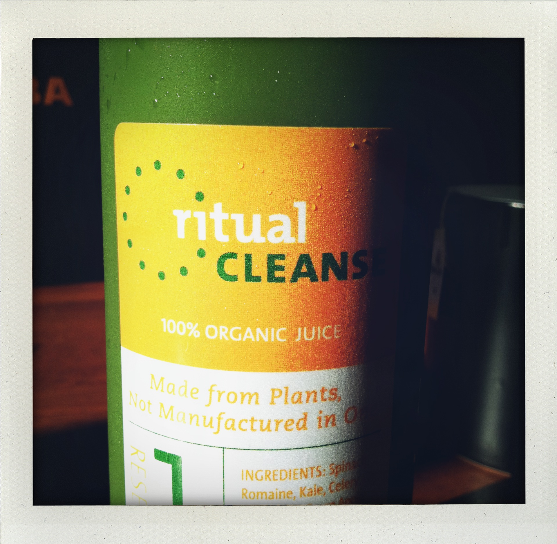 My First Juice Fast – Ritual Cleanse Coupon Code