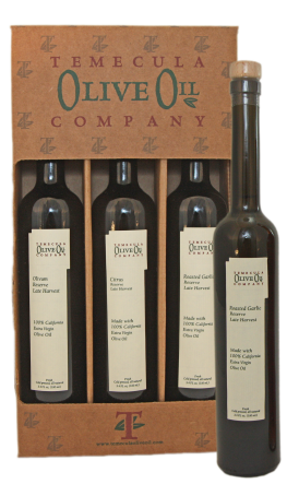 Temecula Olive Oil Giveaway Winner