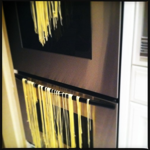 drying-pasta-from-oven