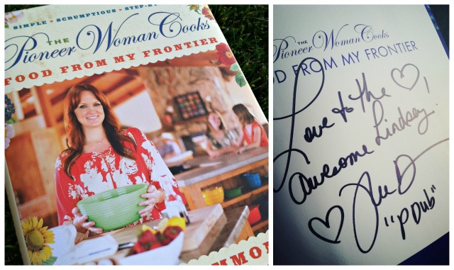 Pioneer_Woman_New_Cookbook_Signed