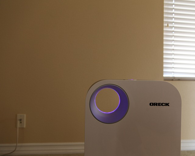 ORECK AIR PURIFIER