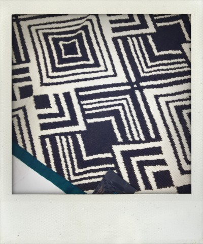 Patch Geometric Rug