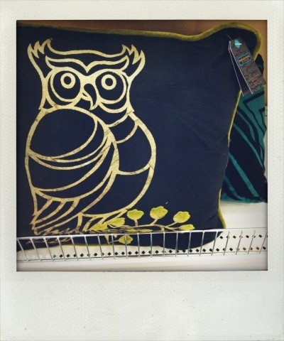 Patch Owl Throw Pillow at Target