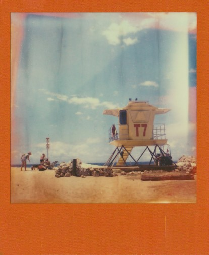 impossible-film-color-frame-orange-lifeguard-tower