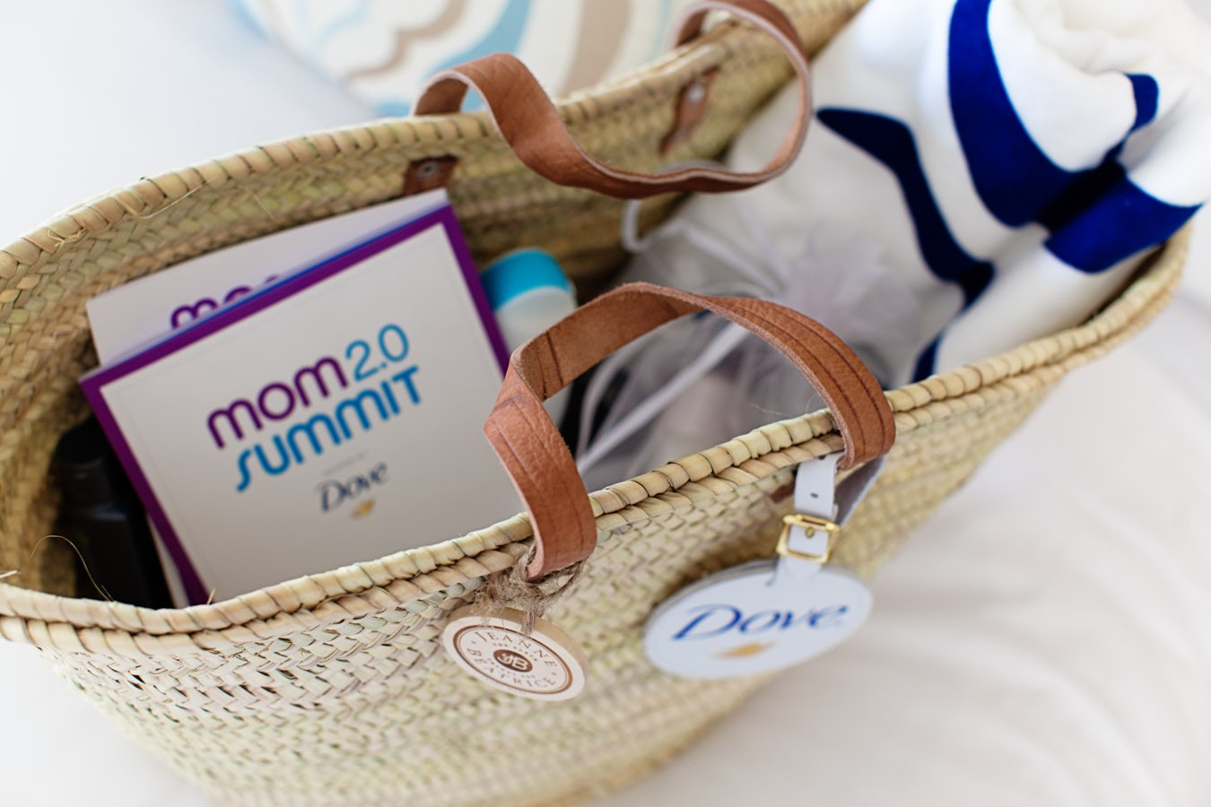 Mom Summit 2.0 Swag Bag