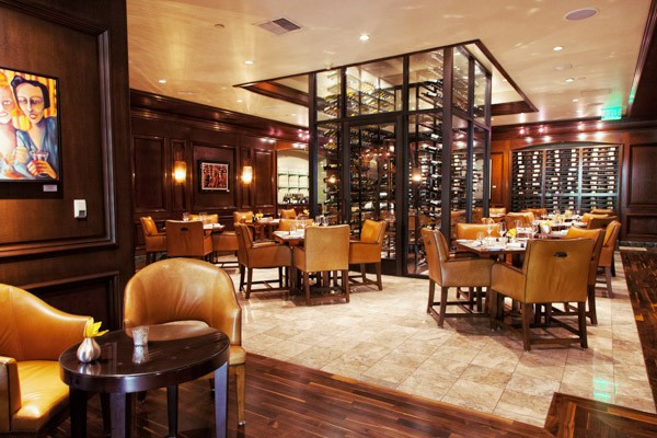 ritz carlton steakhouse restaurant