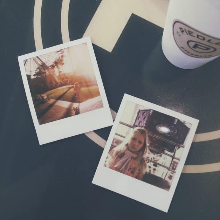 Polaroids at pieology