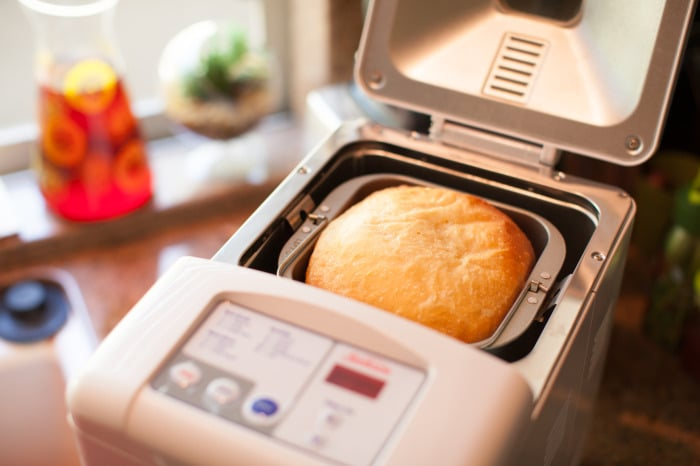 vermont cheddar bread in bread maker