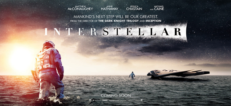 Interstellar … I Love Sci Fi