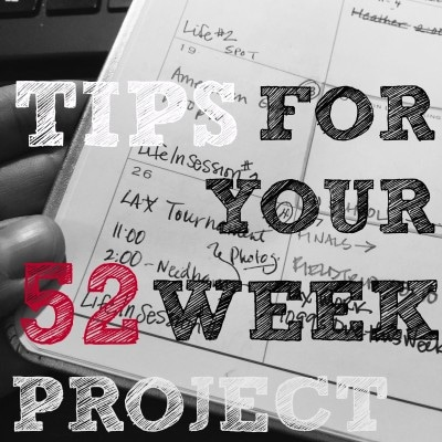 TIPS FOR YOUR 52 WEEK