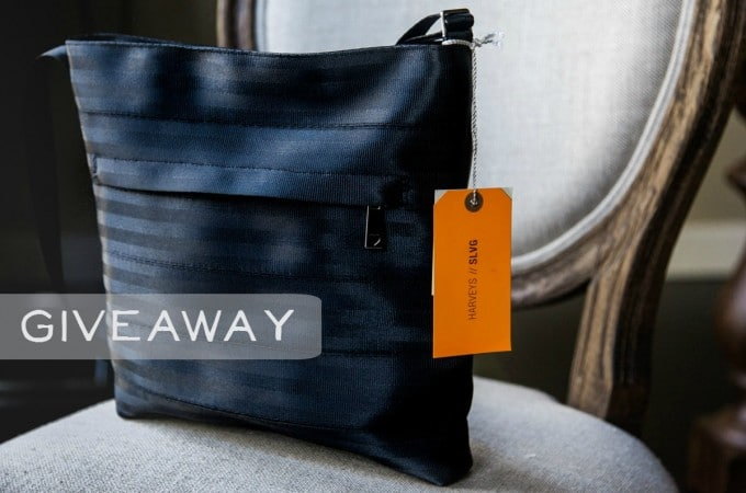 Harveys Crossbody Bag Giveaway