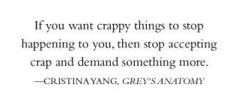 Year of Yes Shonda Rhimes Grey's Anatomy Quote