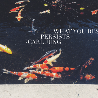 Carl Jung What You Resist